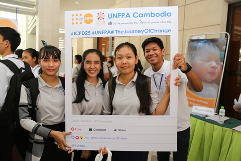 UNFPA Cambodia | Reproductive rights & gender equality