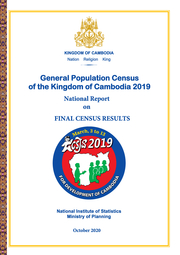 General Population Census of the Kingdom of Cambodia 2019
